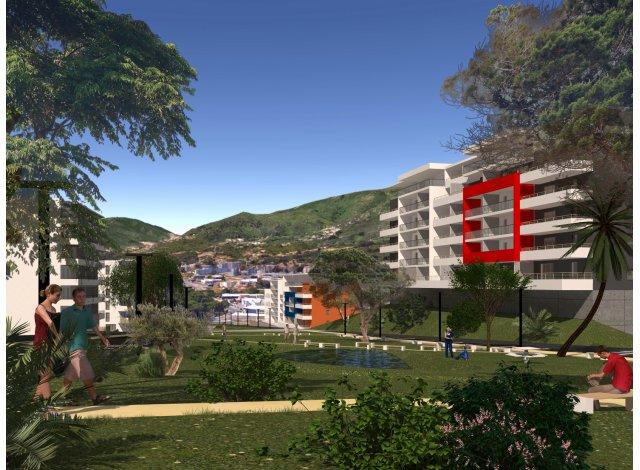 Éco habitat éco-habitat Les Terrasses du Stiletto à Ajaccio