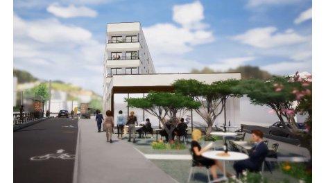 Éco habitat éco-habitat Le Coligny à Besançon
