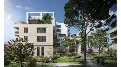 Programme immobilier loi Pinel Place et Villas à Antony