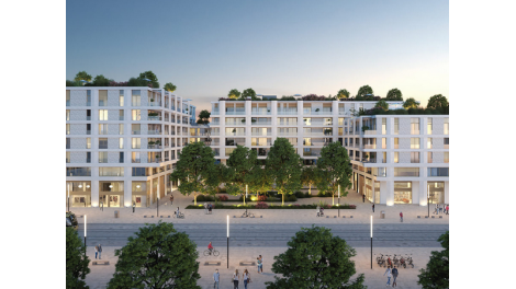 Programme immobilier loi Pinel Faubourg 56 à Montpellier
