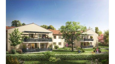 Appartement neuf Park Moulis éco-habitat à Aucamville