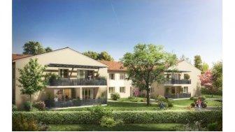 Éco habitat neuf à Aucamville