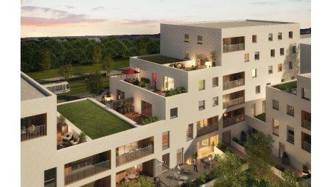 Programme immobilier neuf éco-habitat Le Clos des Etoiles