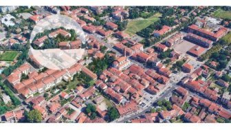 Pinel programme Patio Castanet Castanet-Tolosan