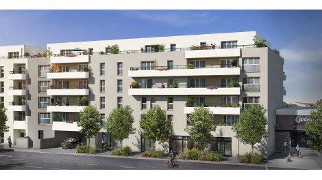 Programme immobilier loi Pinel Le Venitien à Toulouse