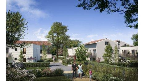Programme immobilier loi Pinel L'Aurea à Toulouse