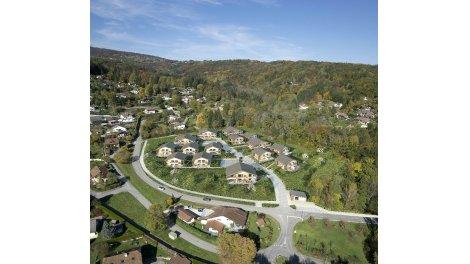 Immobilier ecologique à Pringy