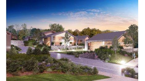 Immobilier basse consommation à Pringy