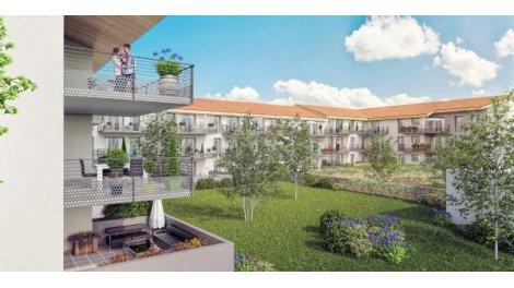 Appartement neuf Le Parc de Belledonne éco-habitat à Le Champ-près-Froges