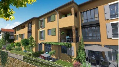 Appartement neuf Le Belvedere éco-habitat à Dardilly