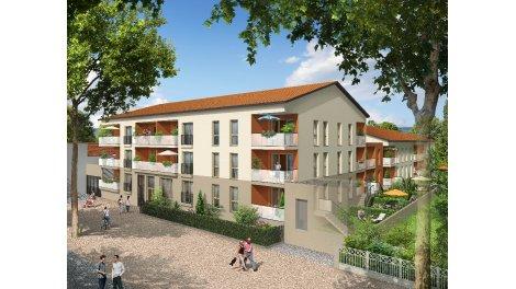Écohabitat immobilier neuf éco-habitat Horizon Saône