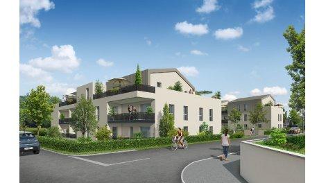 Programme immobilier loi Pinel Villa Séréna à Serezin-du-Rhône