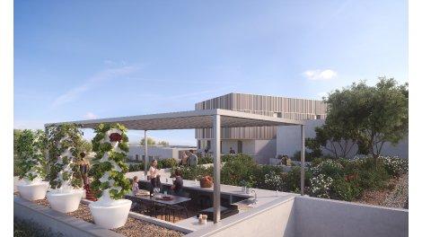 Programme immobilier loi Pinel La Capoulière-Mauguio à Mauguio