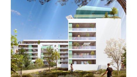 Éco habitat éco-habitat So-Boreal à Montpellier