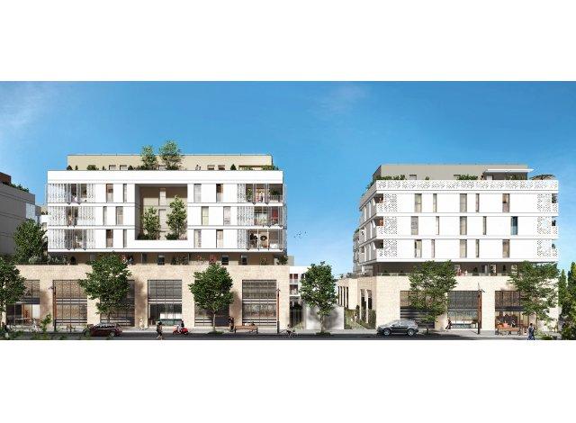 Programme immobilier loi Pinel Les Temps Modernes à Montpellier