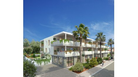 Programme immobilier loi Pinel So-Alegria à Baillargues