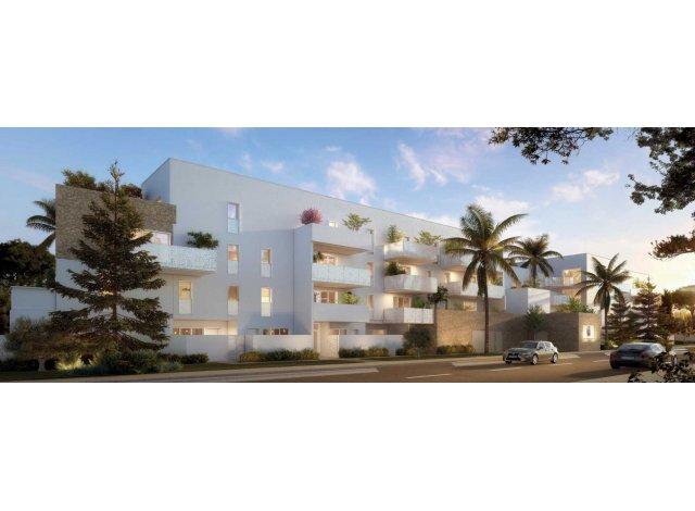 Programme immobilier loi Pinel So- le Bois Perche à Baillargues