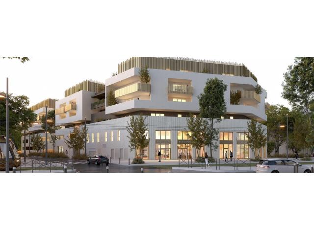 Programme immobilier loi Pinel So-le Condor à Montpellier