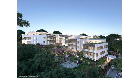 Programme immobilier loi Pinel Castanea à Saint-Aunès