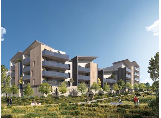 Programme immobilier loi Pinel So Mezzo Forte à Saint-Jean-de-Vedas