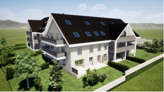 Eco habitat programme Résience Ostéria Gresy-sur-Aix