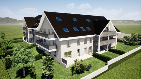 Programme immobilier loi Pinel Résience Ostéria à Gresy-sur-Aix