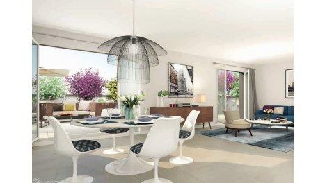 Programme immobilier loi Pinel Place Jean Jaures à Lyon 7ème