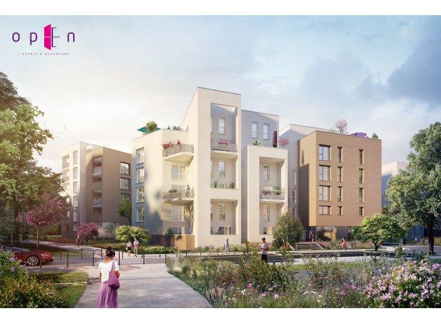 Programme immobilier loi Pinel Open à Rillieux-la-Pape