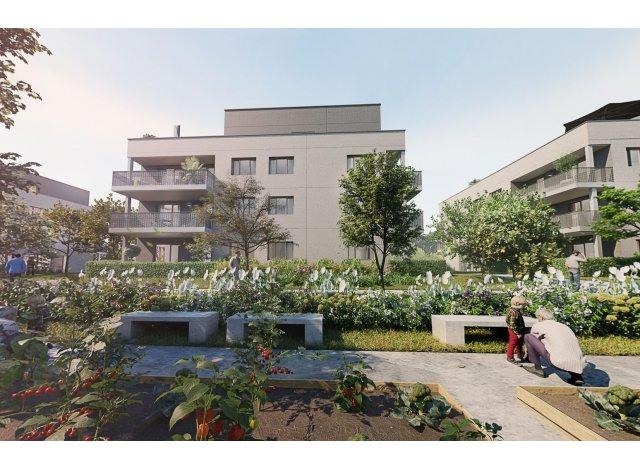 Éco habitat éco-habitat Sainte Foy la Favorite à Sainte-Foy-lès-Lyon