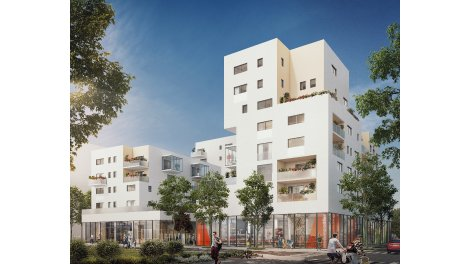 Programme immobilier loi Pinel Symbioz Parilly à Vénissieux