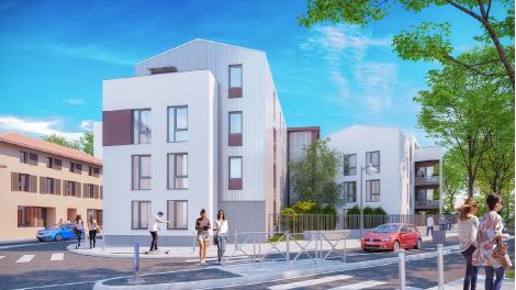Programme immobilier loi Pinel Le vé à Vénissieux