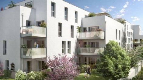 Programme immobilier loi Pinel Coeur Gratte Ciel à Villeurbanne