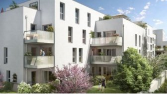 Eco habitat programme Coeur Gratte Ciel Villeurbanne