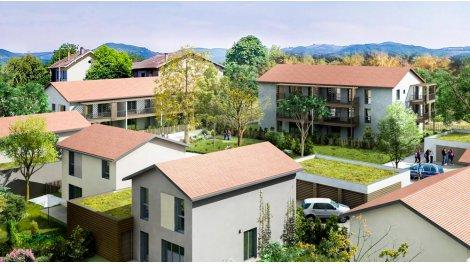 Immobilier ecologique à Cognin-les-Gorges