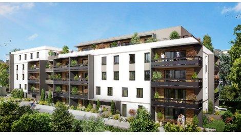 Programme immobilier loi Pinel Le Duo à Échirolles