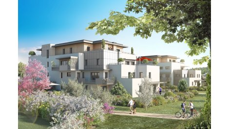 immobilier ecologique à Epagny