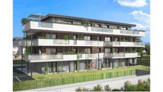 Éco habitat neuf à Divonne-les-Bains