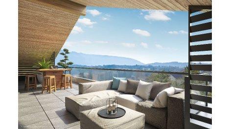 Programme immobilier neuf Villas Alexandre à Feigeres