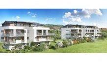 Appartements neufs Le Collogny éco-habitat à Cessy