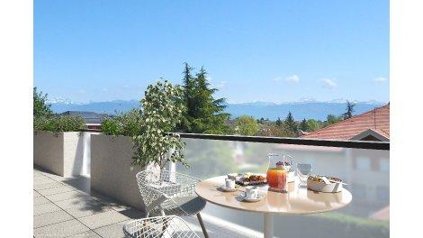 Immobilier ecologique à Divonne-les-Bains