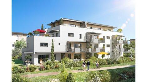 eco habitat neuf à Epagny