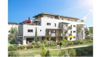 Éco habitat neuf à Epagny