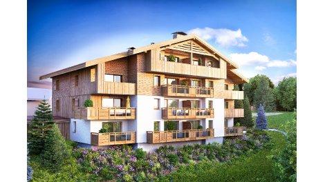 Écohabitat immobilier neuf éco-habitat Les Lucioles