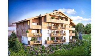 Éco habitat neuf à Saint-Jean-de-Sixt