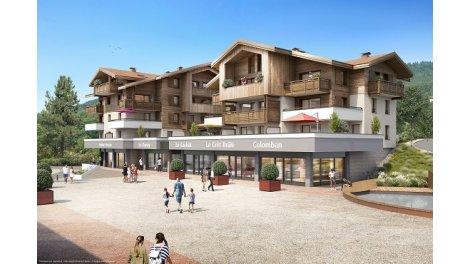 Écohabitat immobilier neuf éco-habitat Centre-Village