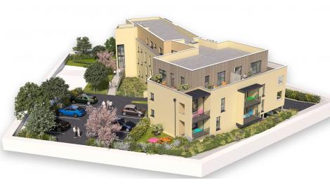 Immobilier ecologique à Verson