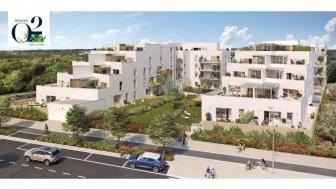Eco habitat programme O2 Fleury-sur-Orne
