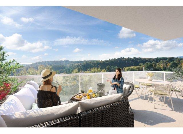Programme immobilier neuf Villa Aurélia - Ven-2858 à Vence