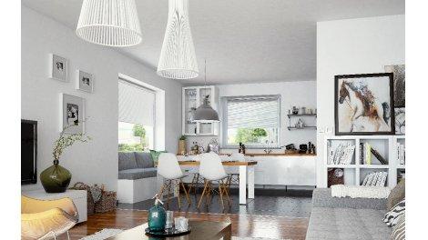 Programme immobilier loi Pinel Marcq-en-Baroeul - St-Maurice Pellevoisin à Marcq-en-Baroeul