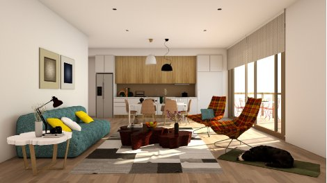 Programme immobilier loi Pinel Metz - Centre Ville à Metz